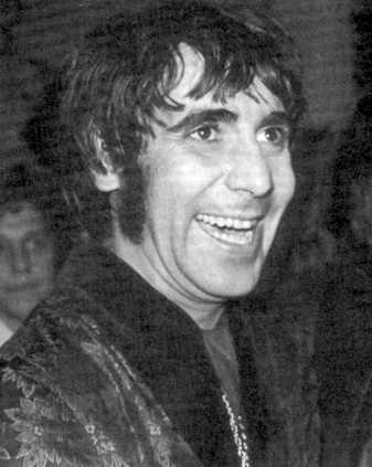 Keith Moon. Funniest man I ever knew. Best Rock n` Roll drummer ever.
