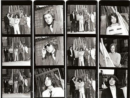 Assorted Harry (Top Of The Pops house photographer) Goodwin photos.