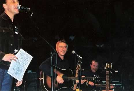 Ellis, Weller and Cradock - Fairfield Hall, Croydon.