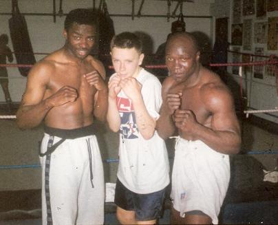 Yinka, Junior and Eubank