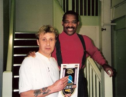 Steve and the Late, Great Edwin Starr