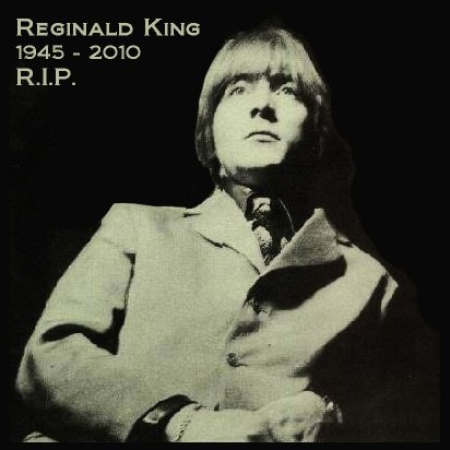 Reggie King. Great singer from The Action. . <font size=-2>(Image courtesy of  http://musiccornershop.blogspot.com/ target=_blank>The Cornershop of Man)</font>
