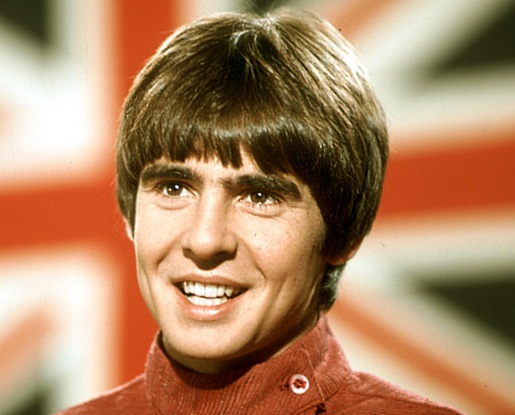Davy Jones - Actor & singer with THE MONKEES. Quote from Steve: A lovely guy & a good footballer,we did some charity matches together.