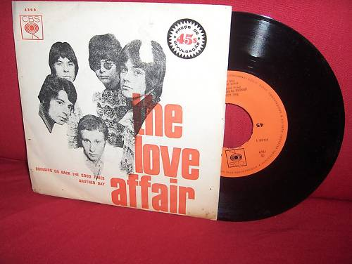 Love Affair - Bringing on back the good times